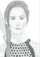 2014-04-17 Katniss Everdeen Panem by LS-Arts