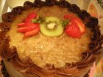 German Chocolate Cake 2 by ItPutsASmileOnMyFace