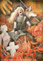... hetfield by lllaria