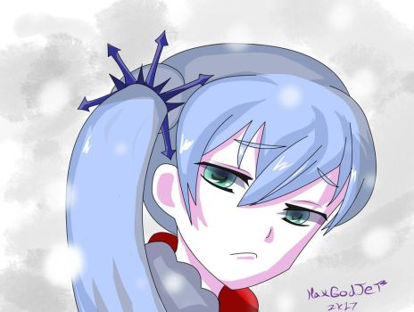 Weiss  by HaxGodJet