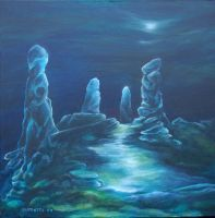Menhirs by Nanette55