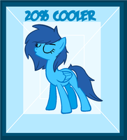 20% Cooler by WinterTheDragoness