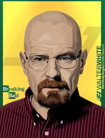 Breaking Bad | Heisenberg Vector by SemihAydogdu