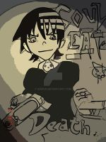 Death the kid -soul eater by IzaPug