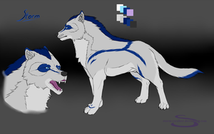 Storm Reference sheet by Storm-Cwalker