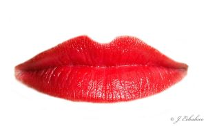 Lips by echaluce