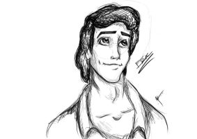 Prince Eric by AnnieIsabel