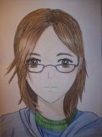 Me in manga style by ayochan