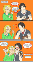 Ask 51 by greentealolz