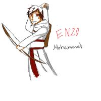 Mohammet Enzo by Soviet-Union-Russia