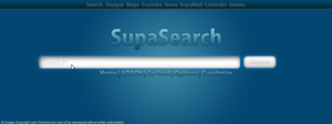 SupaSearch by SyntheticsArt