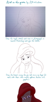 Tutorial : Ariel in the grotto by all-wisdom