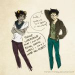 hipsterstuck by mimetic-heresy