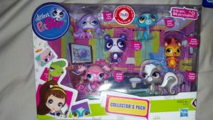 Littlest pet shops from the show by Vesperwolfy87