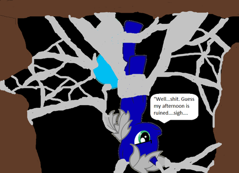 Jay Webbed by Equestriasservant