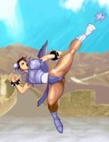 ChunLi HD by Yotatouch