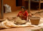 Nepalese Woman by voirdire99