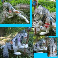 Complete Anthro sculp Sold by starwolf303