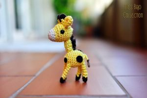 Giraffe 2 by MissBajoCollection