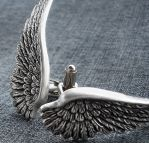 Dark Angel Cuff Links -1 by Aranwen