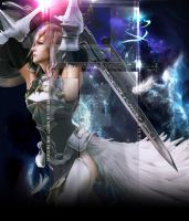 3_Goddess Warrior by ff1i9htnin9