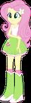 MLP EqG: Fluttershy by mewtwo-EX
