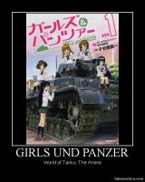 Girls Und Panzer by Onikage108