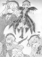 Suigintou's Obsession :3 by ItsukinoKira