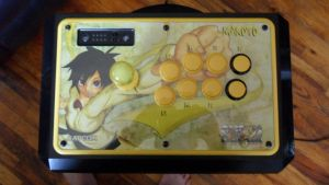 Finished Arcade Stick by Atlas-to-Dreams