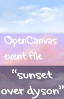 Sunset Over Dyson Event File by stuffed
