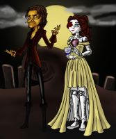 NBC Belle and Rumple by HollyRoseBriar