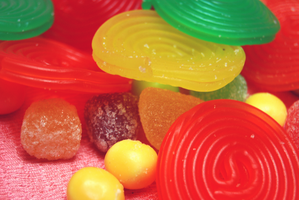 Candies rainbow by FiorePhotography