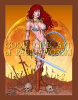 RED SONJA 4 by GOODGIRLART