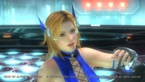 DEAD OR ALIVE 5 Last Round Tina57 by aponyan