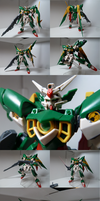 Wing Gundam Fenice Rinascita Review by Blayaden