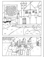 Dodge Darem Issue 1 Page 1 by Cartoon-Eric