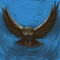 Dirty Lil Owl by Nghtmaresindrome