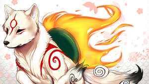 Amaterasu by IceValaxy