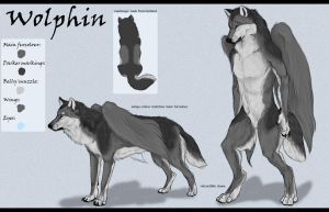 Wolphin Ref. by Yellow-eyes