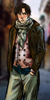 HIPSTER ROMANO by hotcake