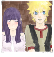 Photo With Hinata by Ragginess