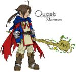 Quest Reborn Colored by AIBryce