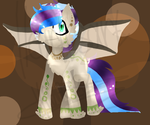 Cute BatPone Adopt ~OPEN~ LOWERED PRICE!250 POINTS by Esarts-Adopts