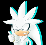 Silver Thing by sonicandmario4ever