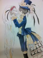 Ciel Phantomhive by Caththecat29
