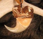 Lions Den - Real XL Wire Wrapped Mt. Lion Claw by MorRokko
