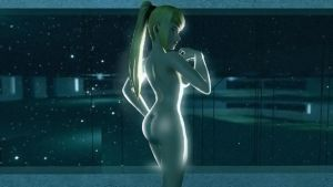 Samus-Cosmic Angel by Ryu-Gi