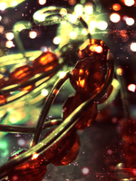 crashing christmas trees II. by xcandycontainer