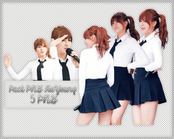 Pack PNG #110: APink's HaYoung by jimikwon2518