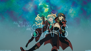 All the lights in the sky are stars by Deto15